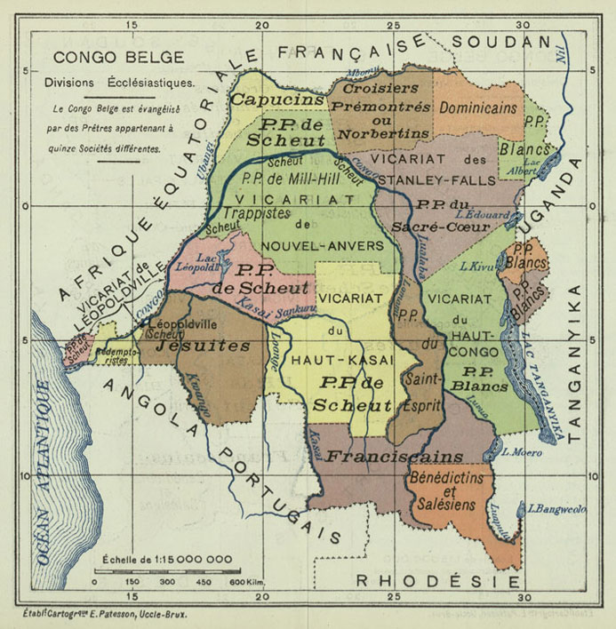 colonialism in the congo essay When the former belgian colony of the congo gained its independence on june   this essay will explore the motivations for us intervention in the congo and.